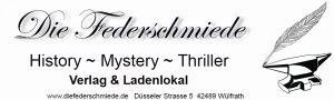 Logo Verlag Federschmiede
